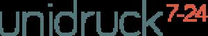 Logo Unidruck 7-24